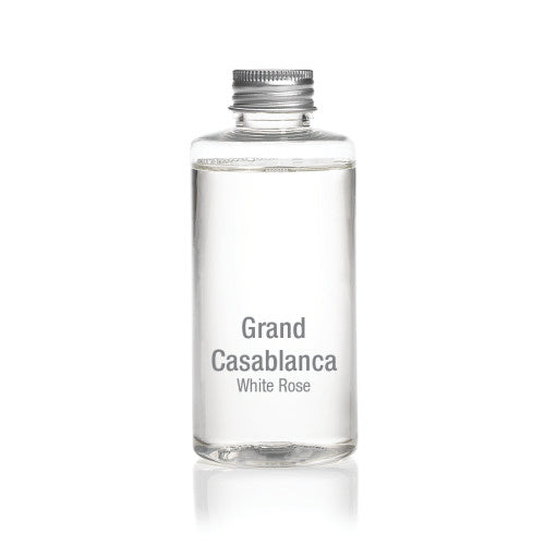Mini Grand Casablanca Diffuser Fragrance Oil, White Rose