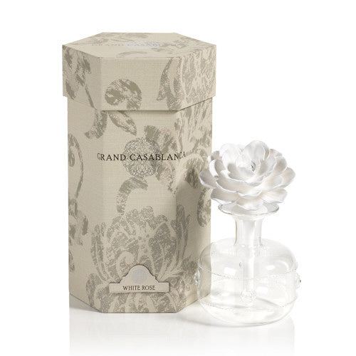 Grand Casablanca Diffuser, White Rose