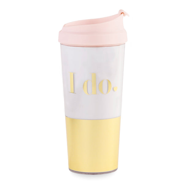 Kate Spade I Do thermal Mug