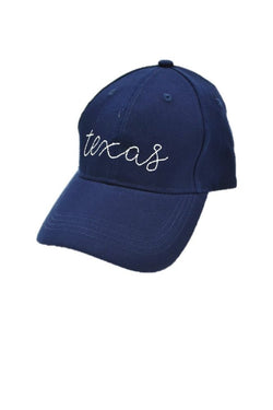 Texas Hat, Navy
