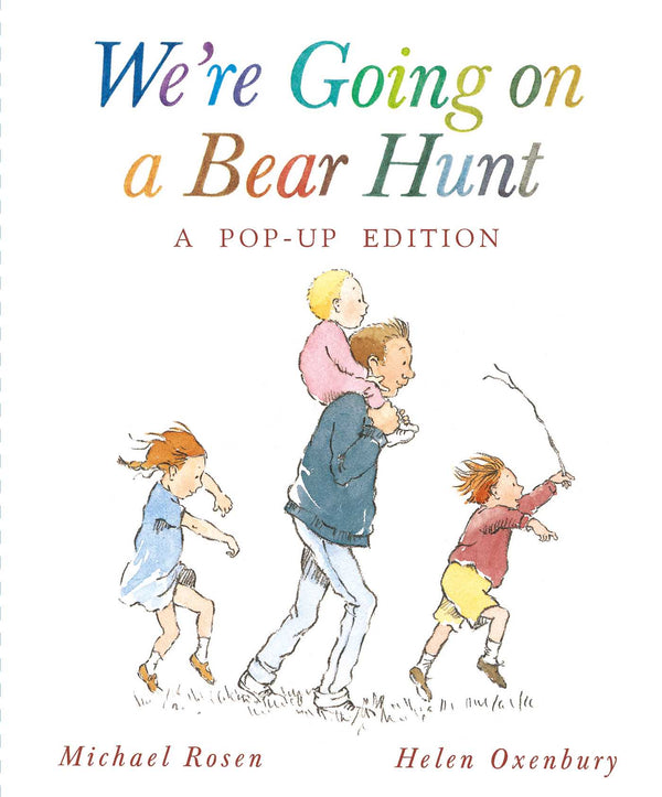 We're Going on a Bear Hunt, Pop Up