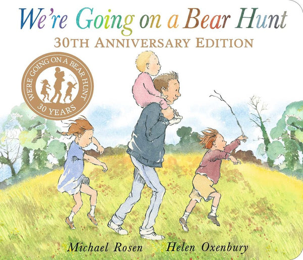 We're Going on a Bear Hunt, Boardbook