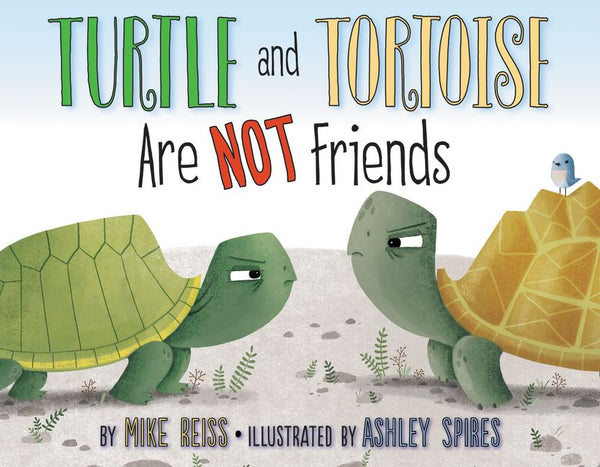 Turtle & Tortoise are Not Friends