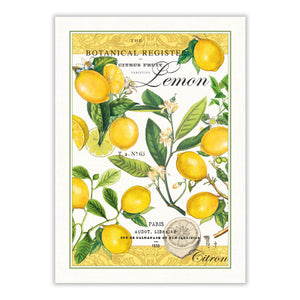 MICHEL DESIGN WORKS, Viskestykke - Lemon Basil