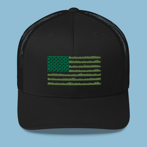 The Lawn Tools Grass flag Hat