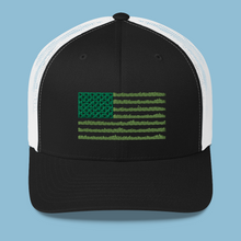 Load image into Gallery viewer, The Lawn Tools Grass flag Hat