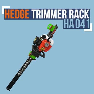 HA041-HEDGE TRIMMER RACK FOR OPEN & ENCLOSED TRAILERS
