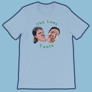 The Lawn Tools Unisex Premium T-Shirt