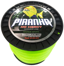 Load image into Gallery viewer, PTL100-PIRANHA NO MERCY SAWTOOTH TRIMMER LINE .120/3LB.
