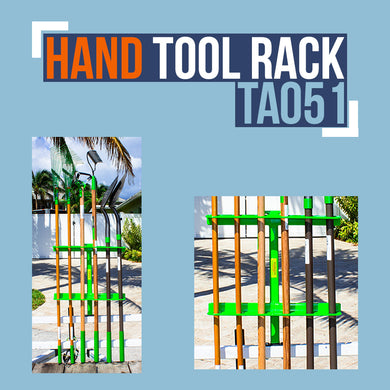 TA051-LARGE HAND TOOL RACK (OPEN TRAILERS)