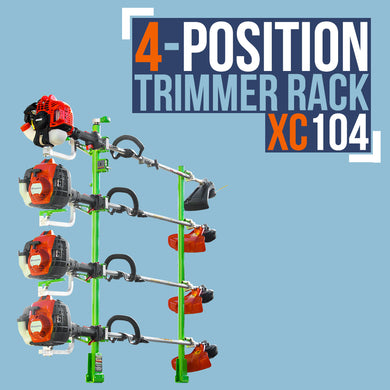 XC104 (V3)-XTREME PRO SERIES FOUR POSITION TRIMMER RACK (NEW VERSION 3!)