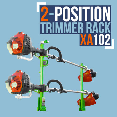 * XA102 (V3)-XTREME PRO SERIES TWO POSITION TRIMMER RACK (NEW VERSION 3!) ESTIMATED ARRIVAL 6/11/2020
