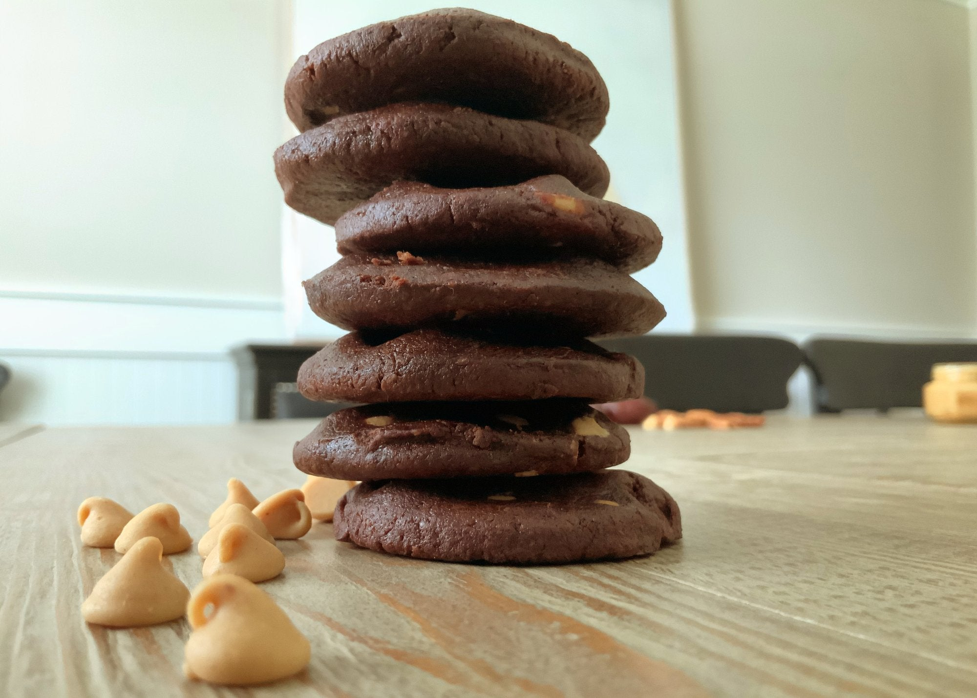 Peanut Butter Fudge Cookies - Keto Friendly