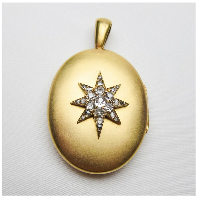 gold-diamond-star-locket