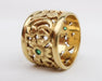 CH1061-BUTTERFLY-WEDDING-BAND-WITH-EMERALDS-3