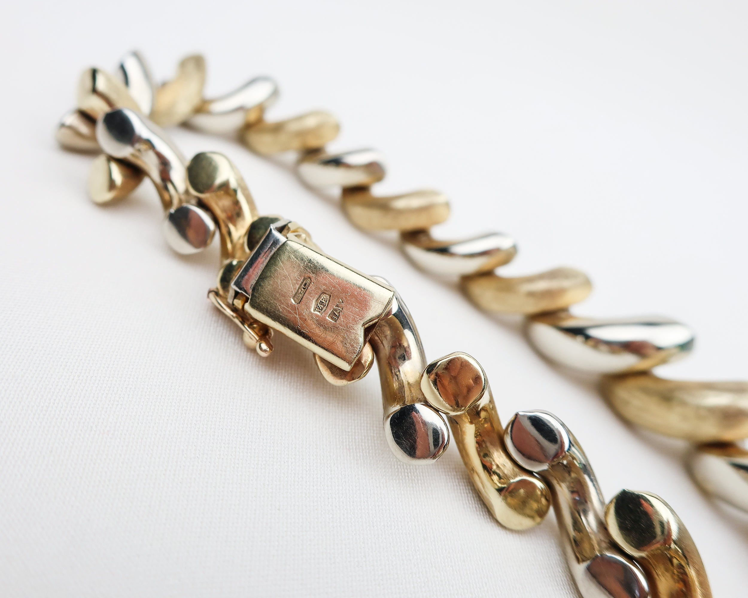 Late-Midcentury 14KT Gold Necklace