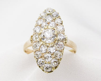 victorian-navette-marquise-diamond-ring