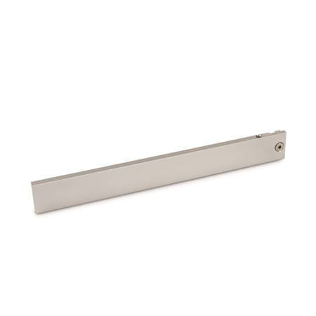 Natural Aluminum Finish eShelving Arm Brackets - 10""