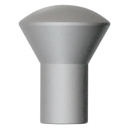K001 Natural Satin Aluminum Finish Knob