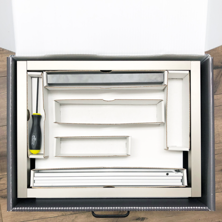 Shelving Systems Sample Kit