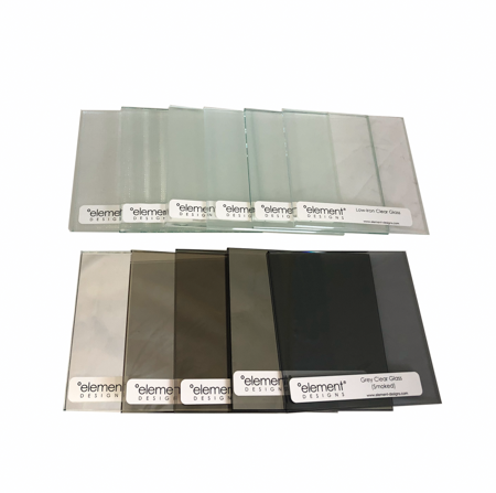 Standard Glass Sample Kit