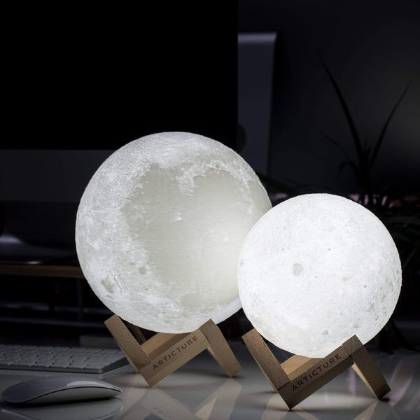 The Original Moon Light - Nordvian Modern Nordic Decor (Table Lamp - best-selling, bis-hidden, lighting, table lamp)
