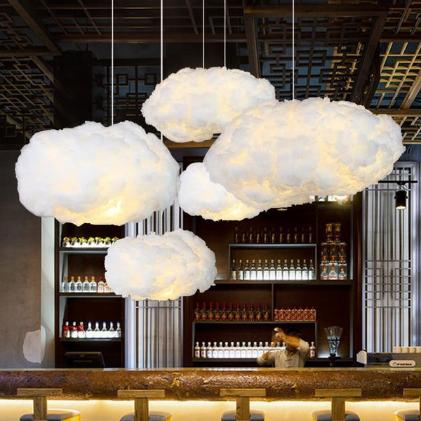 Dream Cloud Pendant Light - Nordvian Modern Nordic Decor (Pendant Lights - best-selling)