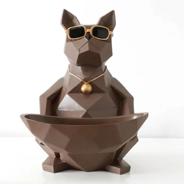 Monica - Creative Decoration Storage Bowl - Nordvian Modern Nordic Decor (Figurines & Miniatures - OTHERS & GIFTS)