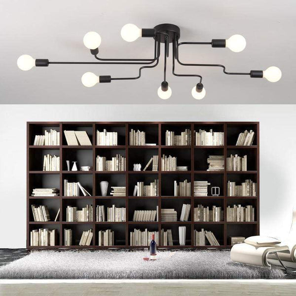 Source Code Ceiling Light - Nordvian Modern Nordic Decor (Chandeliers - best-selling, chandeliers, lighting)