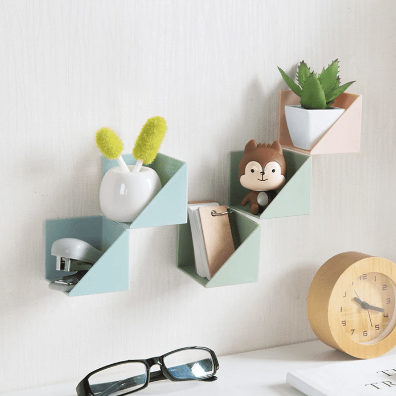 Open Block Shelf - Nordvian Modern Nordic Decor ( - )