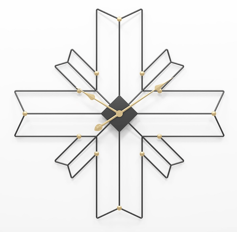 Golden Cross - Nordvian Modern Nordic Decor ( - )