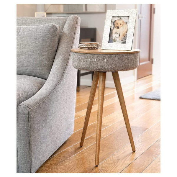 Mersenne Speaker Table - Nordvian Modern Nordic Decor (Accent Table - accent table, coffee table, table, Tables)