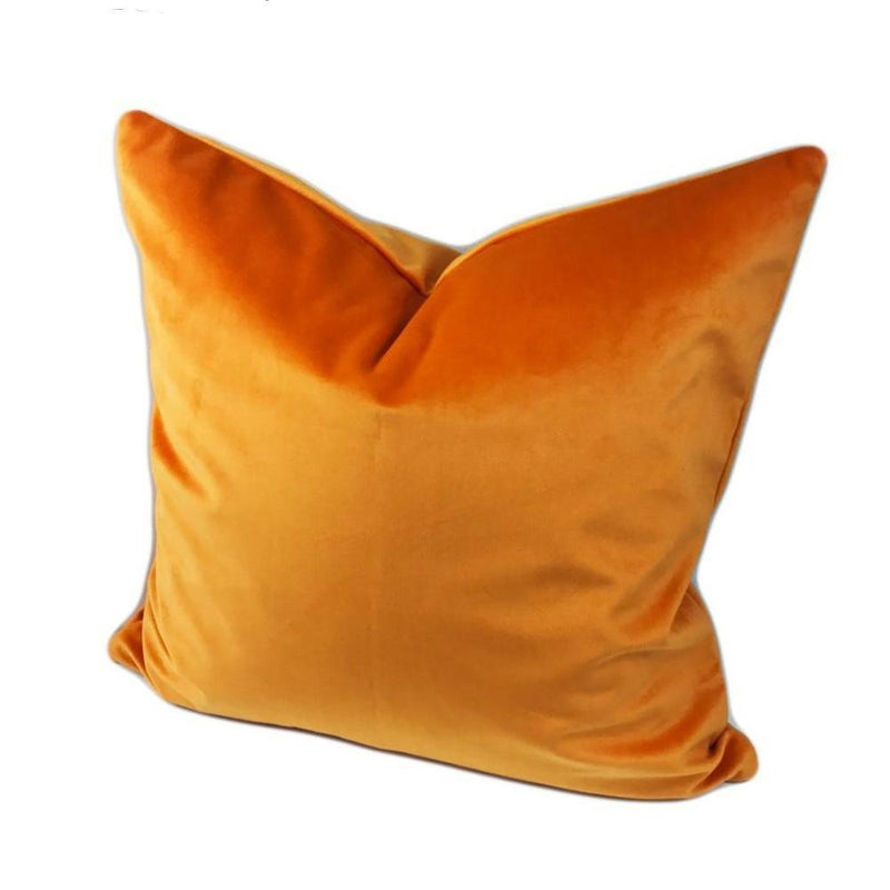 Light Orange Cushion Cover - Nordvian Modern Nordic Decor (cushion - )