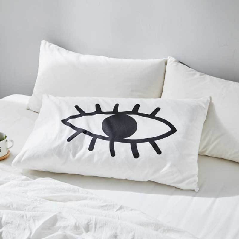 Blinking Pillow Cushions - Nordvian Modern Nordic Decor (pillow - )