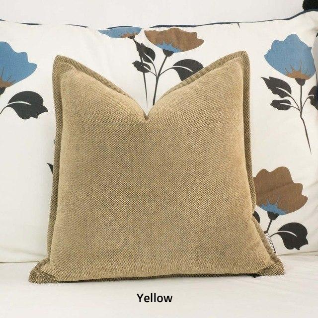 Nordic Hemming Cushion Cover - Nordvian Modern Nordic Decor (cushion - )