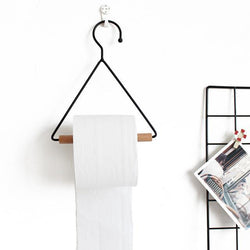 Iron Tissue Holder - Nordvian Modern Nordic Decor (organiser - )