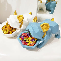 Bulldog Candy Box - Nordvian Modern Nordic Decor (accessories - )