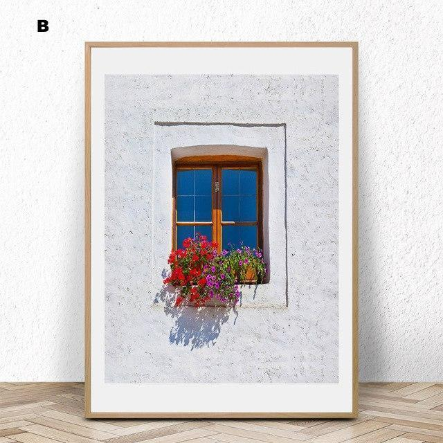 Windows on the Wall - Nordvian Modern Nordic Decor (wall art - )