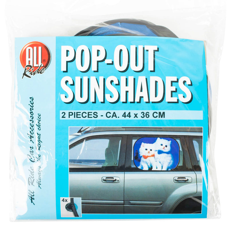 Pop-up Cats Sunshades