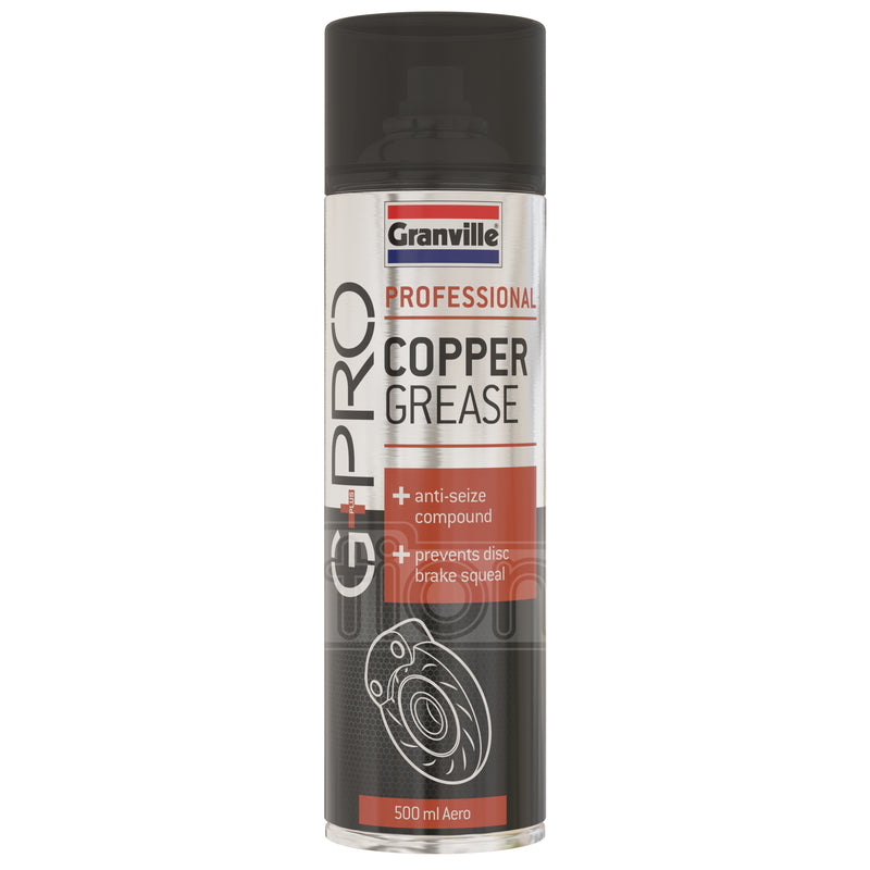Granville Copper Grease Spray 500ml