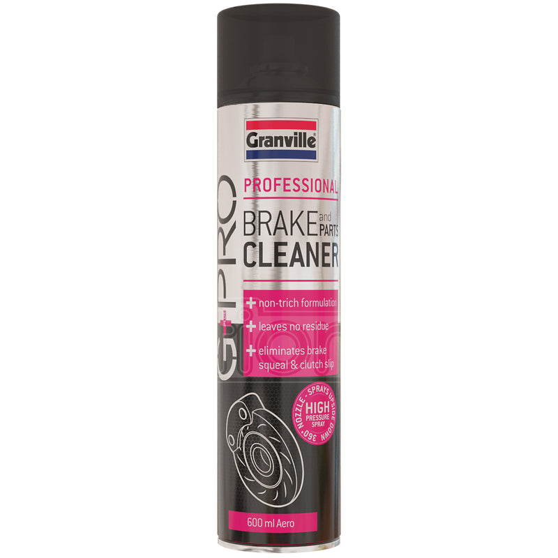 Granville Brake & Parts Cleaner 600ml
