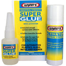 Wynn's Industrial Strength Super Glue with Activator