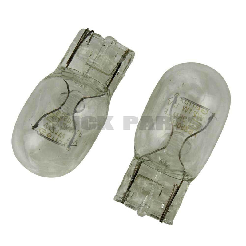 382W / 582W Replacement 12V 21W Indicator Wedge Bulbs (Pack of 10)