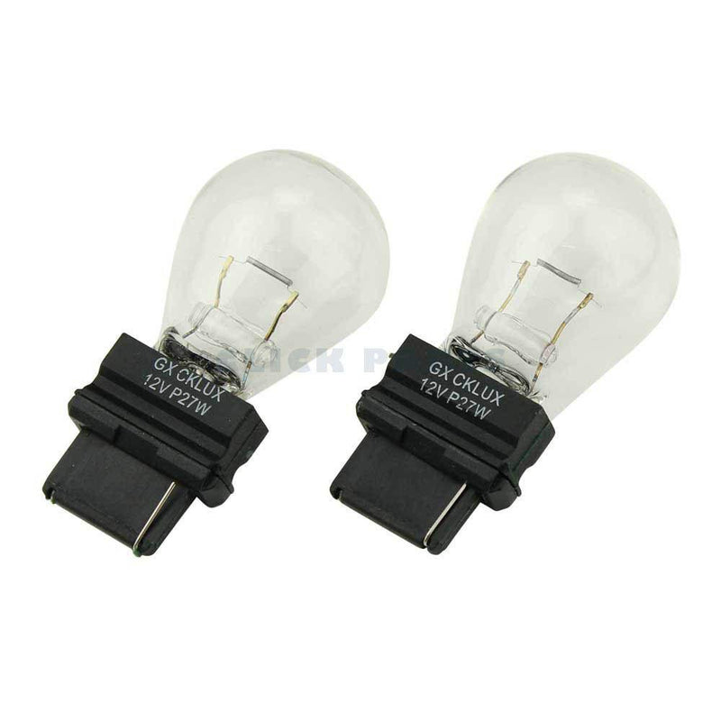 3156 12V 27W Indicator Wedge Bulbs (Pack Of 2)