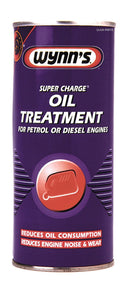 Wynn's Super Charge Oil Treatment for Petrol or Diesel Engines 425ml