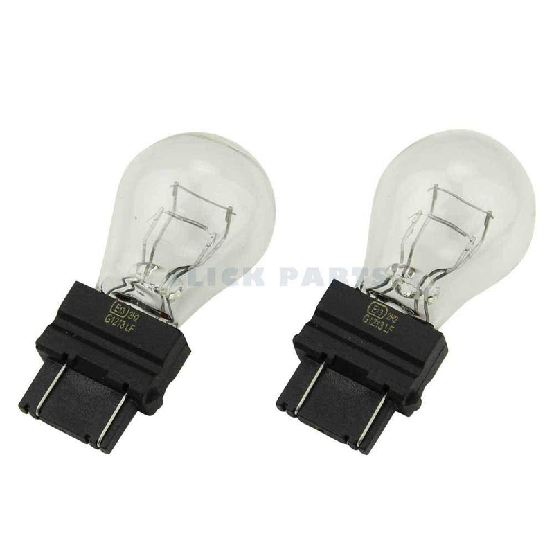 3157 12V 27/7W Wedge Bulbs (Pack Of 2)