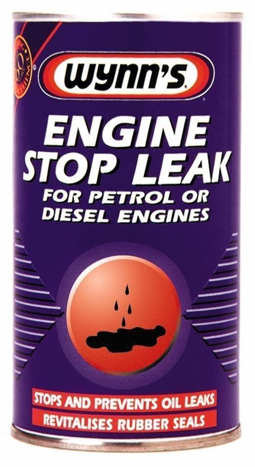 Wynn's Engine Stop Leak For Petrol Or Diesel Engines 325ml