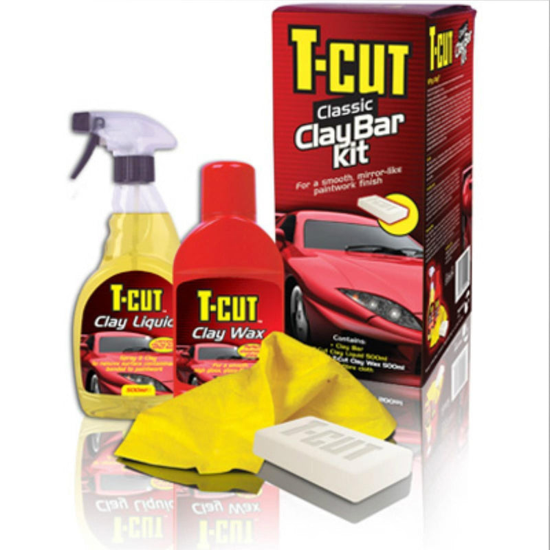 T-Cut Classic Clay Bar Kit