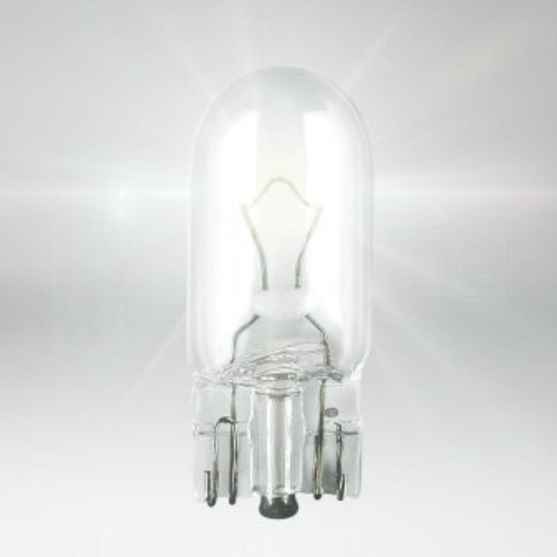 OSRAM 501 12V W5W ORIGINAL Wedge Bulbs (Twin Blister)