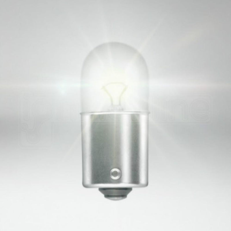 OSRAM 207 R5W 12V ORIGINAL Bayonet Bulbs BA15s (Twin Blister)